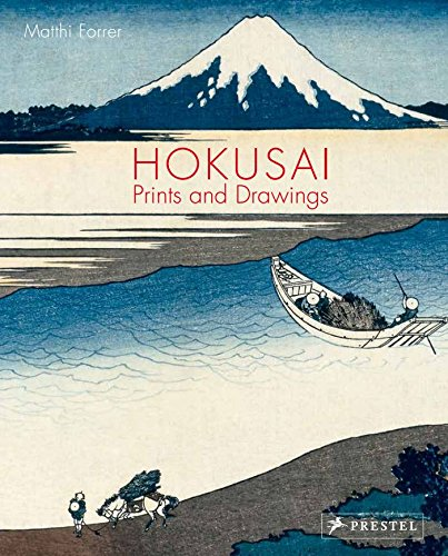 Hokusai: Prints and Drawings von Prestel