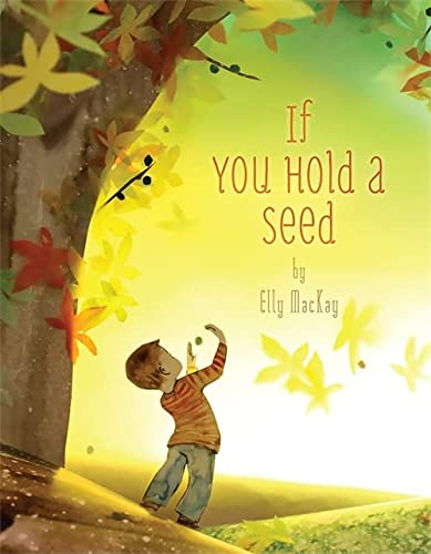 If You Hold a Seed von Running Press Kids