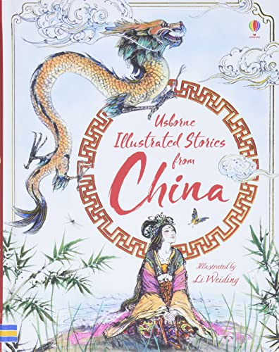 Illustrated Stories from China (Illustrated Story Collections) von Usborne Publishing Ltd
