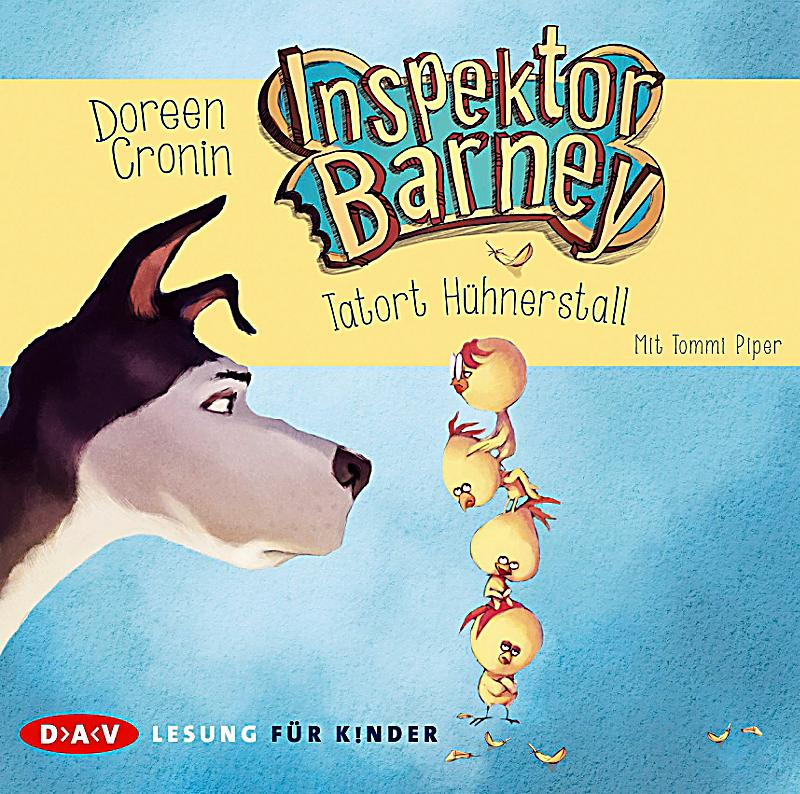 Inspektor Barney Band 1: Tatort Hühnerstall (1 Audio-CD)
