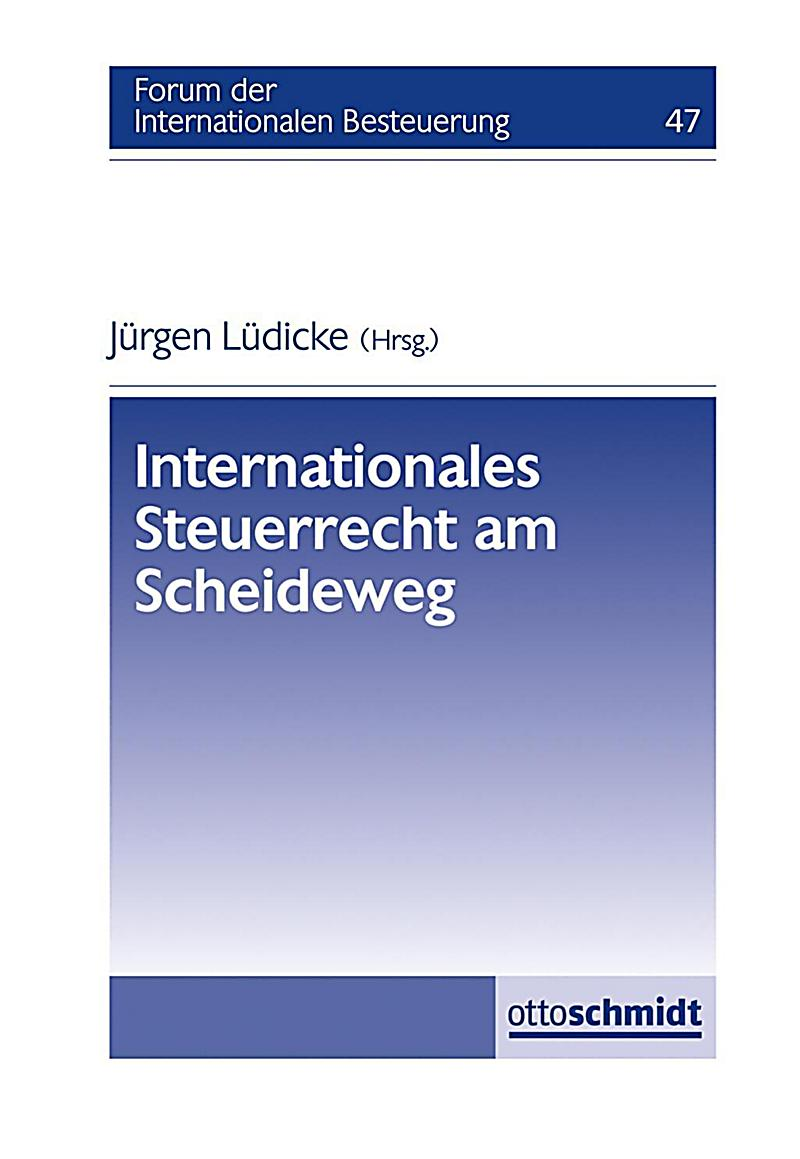 Internationales Steuerrecht am Scheideweg
