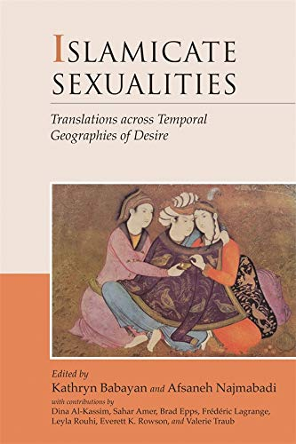 Islamicate Sexualities: Translations Across Temporal Geographies of Desire (HARVARD MIDDLE EASTERN MONOGRAPHS, Band 39)