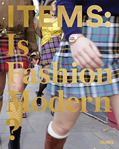 Items: Is Fashion Modern? von Thames & Hudson