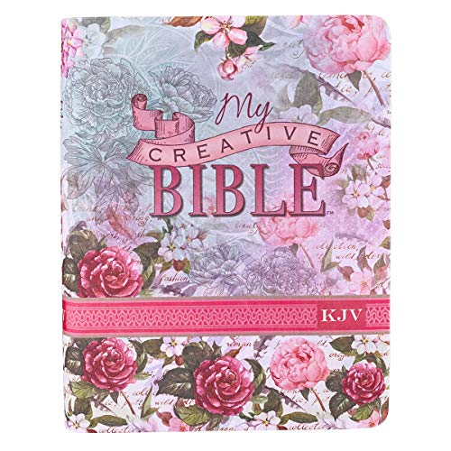 My Creative Bible KJV: Silken Flexcover Bible for Creative Journaling
