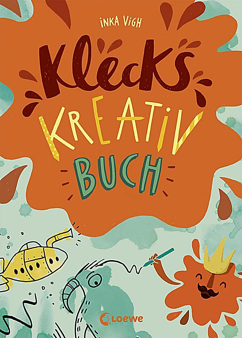 Klecks-Kreativbuch