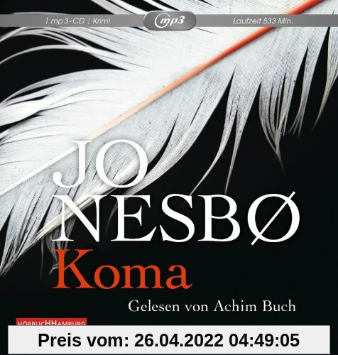 Koma: 1 CD (Ein Harry-Hole-Krimi, Band 10)