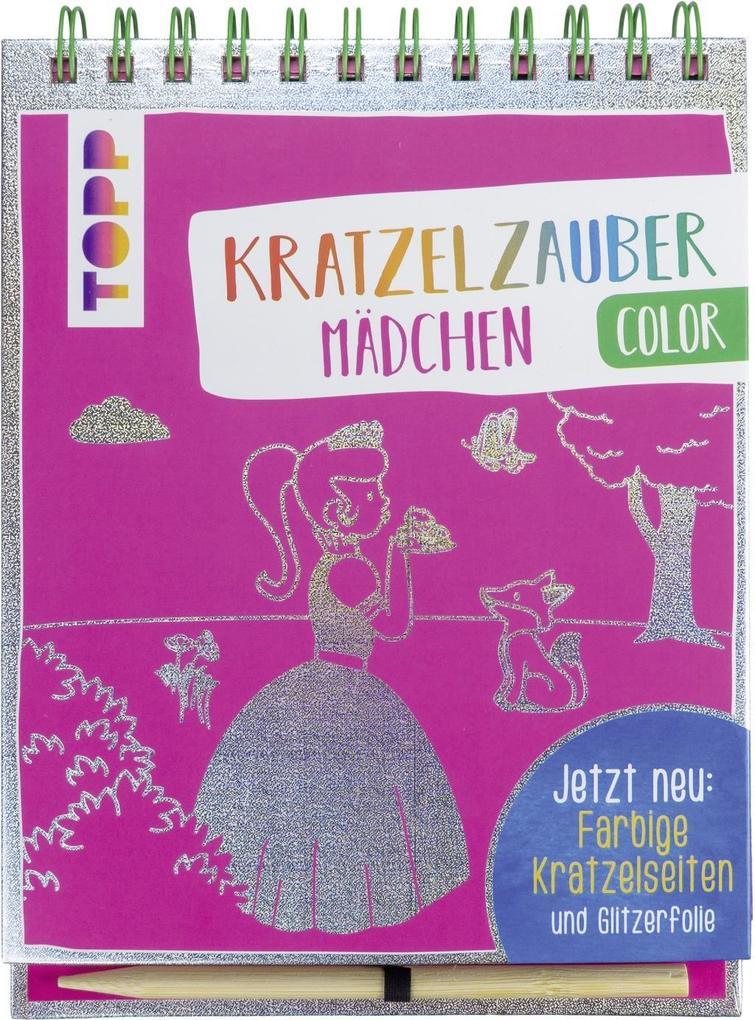 Bastel- & Kreativ-Bedarf für Kinder Kratzelzauber Kulleraugen für Jungs Buch Spiralbindung Deutsch 2018 Malbücher für Kinder