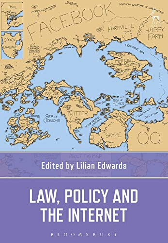 Law, Policy and the Internet von Hart Publishing