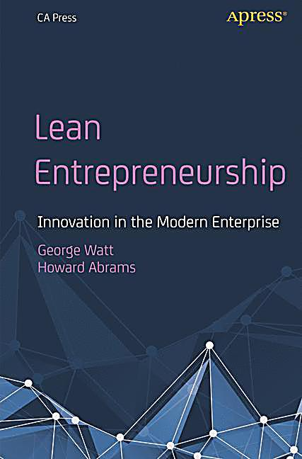 Lean Entrepreneurship