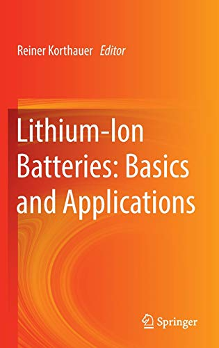 Lithium-Ion Batteries: Basics and Applications von Springer