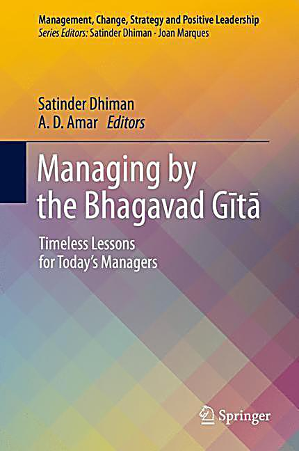 Managing by the Bhagavad Gita
