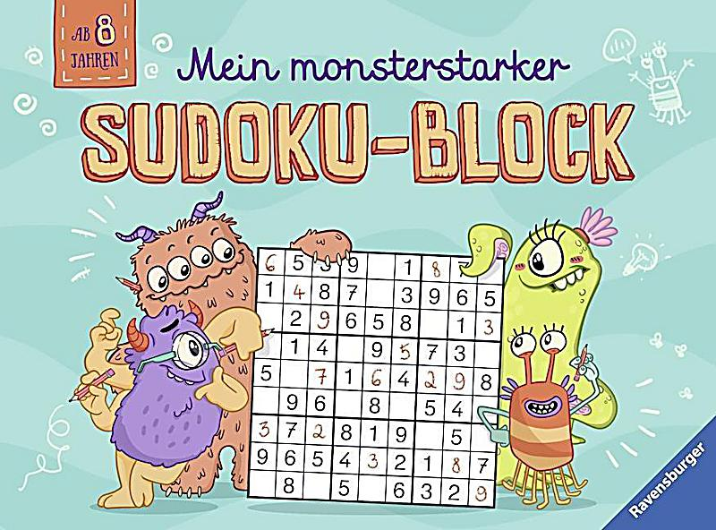 Mein monsterstarker Sudoku-Block