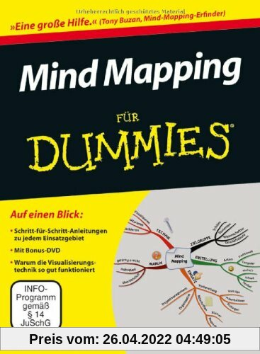 Mind Mapping für Dummies (Fur Dummies)