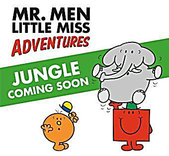 Mr. Men Little Miss Jungle Coming Soon