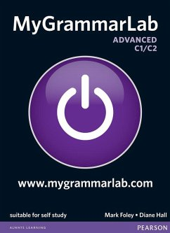 MyGrammarLab Advanced without Key and MyLab Pack von Pearson Elt