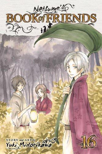 NATSUMES BOOK OF FRIENDS GN VOL 16 von Viz LLC