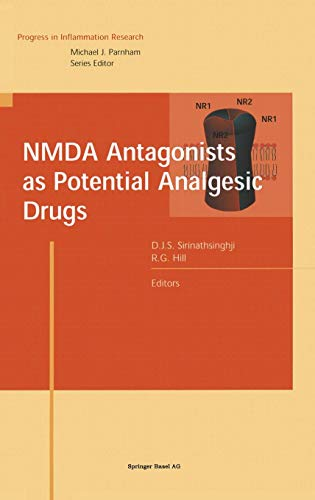 NMDA Antagonists as Potential Analgesic Drugs (Progress in Inflammation Research) von Birkhäuser
