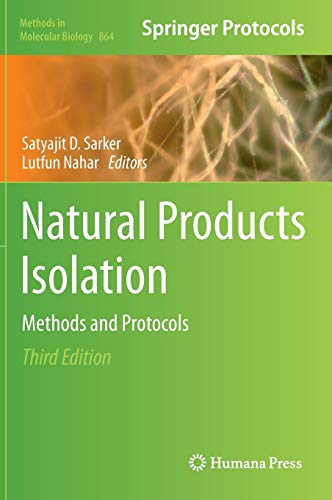 Natural Products Isolation (Methods in Molecular Biology, Band 864) von Humana Press