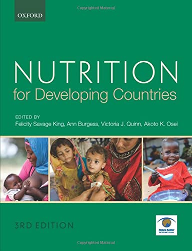 Nutrition for Developing Countries von Oxford University Press