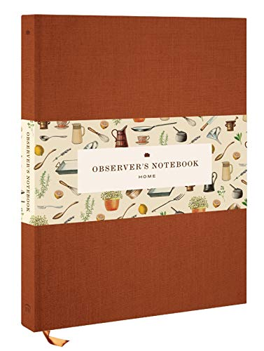 Observer's Notebook: Home: Home (Notebooks) von Abrams & Chronicle Books