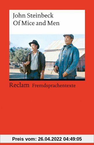 Of Mice and Men: (Fremdsprachentexte)
