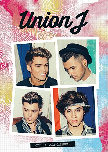 Official Union J 2015 Calendar (Calendars 2015) von Danilo Promotions Limited