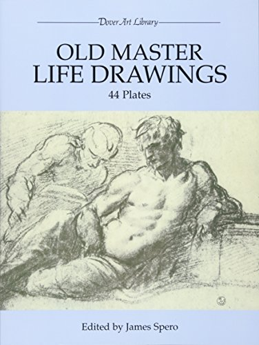 Old Master Life Drawings (Dover Art Library)