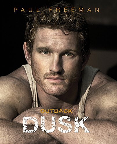 Outback Dusk von Paul Freeman Publishing