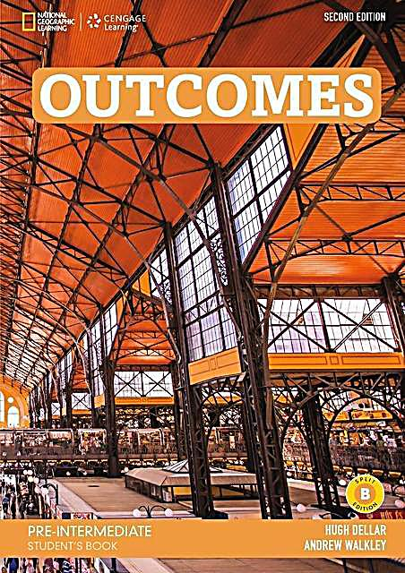 Outcomes - Second Edition: OUTCOMES BRE PRE INTERMED STUD ENTS BOOK SPLIT B/CLASS DVD, m. Buch, m. DVD