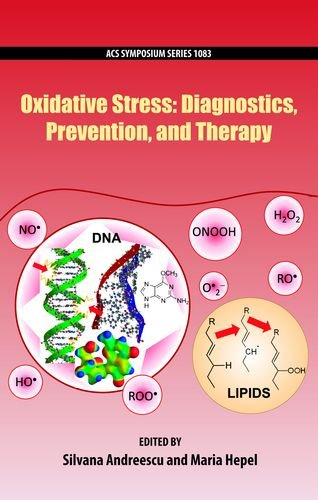 Oxidative Stress: Diagnostics, Prevention, and Therapy (ACS Symposium Series, Band 1083) von AMER CHEMICAL SOC