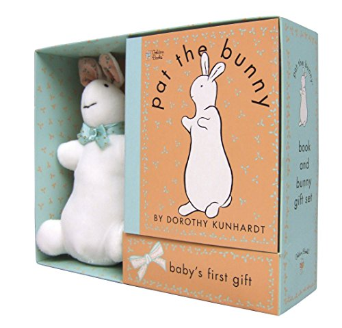 Pat the Bunny Book & Plush (Pat the Bunny) (Touch-and-Feel) von Golden Books