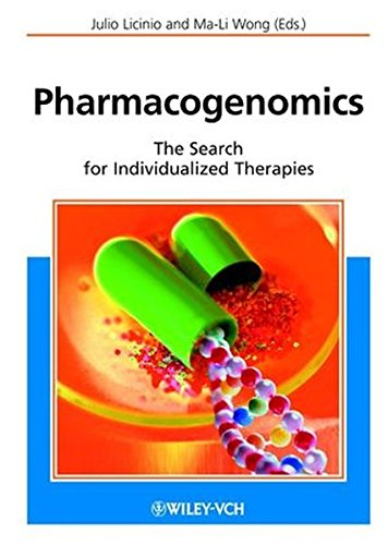 Pharmacogenomics: The Search for Individualized Therapies (Life Sciences) von Wiley-VCH Verlag GmbH & Co. KGaA