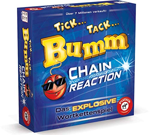 Piatnik 6615 - Tick Tack Bumm Chain Reaction von Piatnik