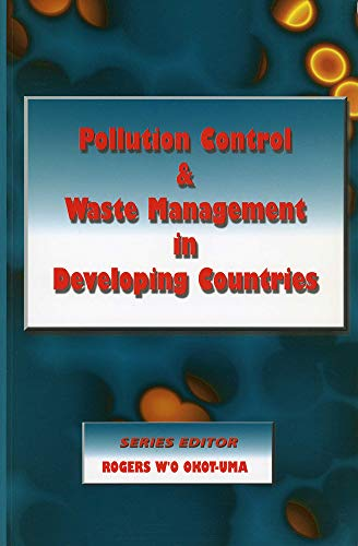 Pollution Control and Waste Management in Developing Countries (Environmental Studies) von Commonwealth Secretariat