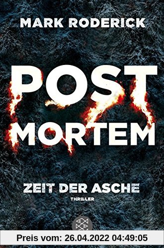 Post Mortem - Zeit der Asche: Thriller