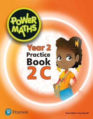 Power Maths Year 2 Pupil Practice Book 2C (Power Maths Print) von Pearson Education