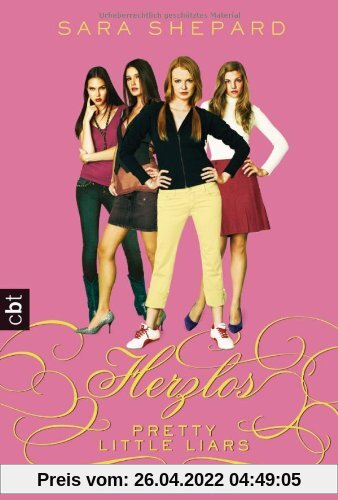 Pretty Little Liars  - Herzlos: Band 7