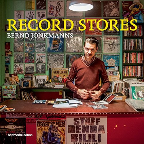 Record Stores: A tribute to record stores von Seltmann + Shne