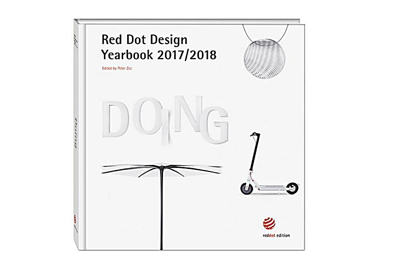 Red Dot Design Yearbook Doing 2017/2018
