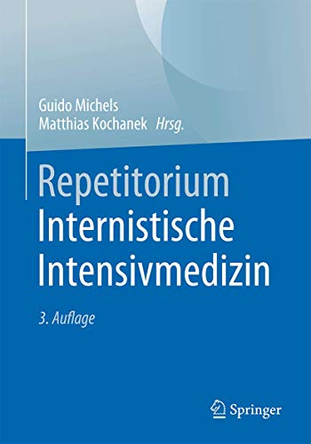 Repetitorium Internistische Intensivmedizin von Springer, Berlin
