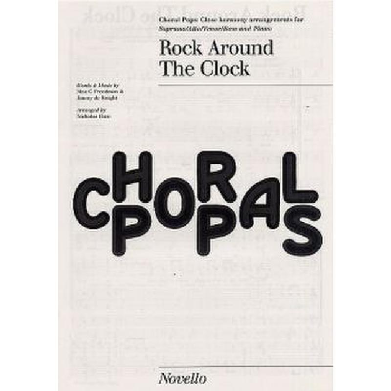 Rock around the clock choral pops