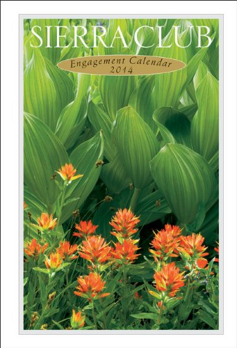 Sierra Club Engagement Calendar von CHRONICLE BOOKS