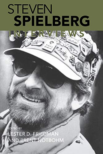 Steven Spielberg: Interviews (Conversations With Filmmakers Series) von University Press of Mississippi