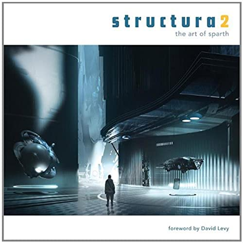 Structura 2: The Art of Sparth von Design Studio Press