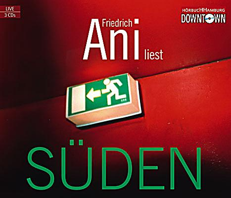 Süden, 4 Audio-CDs