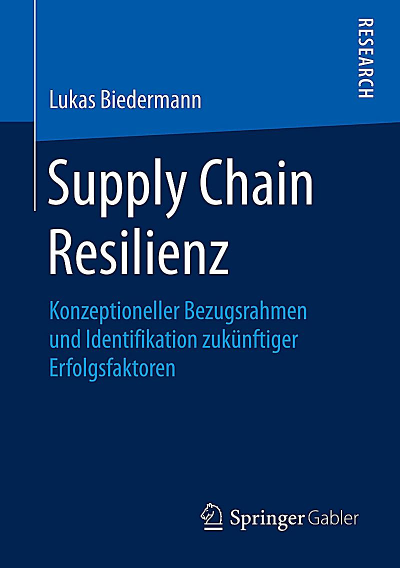 Supply Chain Resilienz