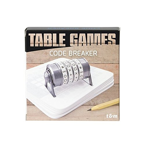 "Table Games - Bierfilzl-Edition - Code Breaker: Knobelspiel-Klassiker ""Code knacken"" als Bierdeckel-Edition"