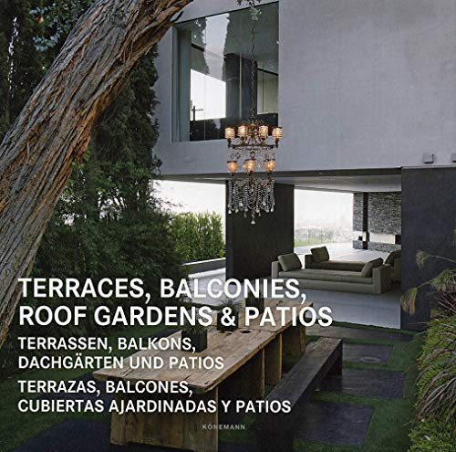 Terraces, Balconies, Roof Gardens & Patios von koenemann.com GmbH