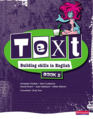 Text: Building Skills in English 11-14 Student Book 2 von Pearson Education Limited