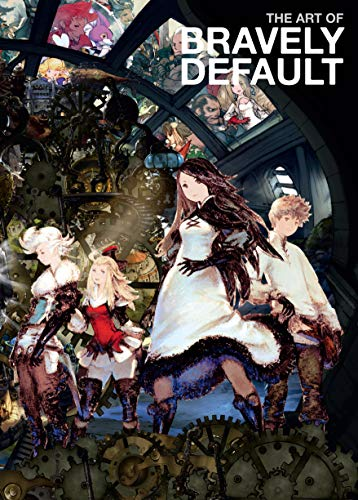The Art of Bravely Default von Dark Horse Books